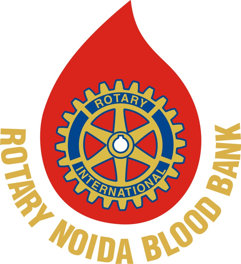 Rotary Blood Logo
